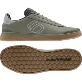 adidas Five Ten Sleuth DLX Mountain Bike Shoes Men grey two/legacy green/grey two